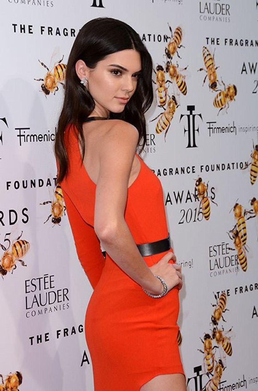 "Aux ""Fragrance Foundation Awards"" organisé à New York le 18 juin 2015"
