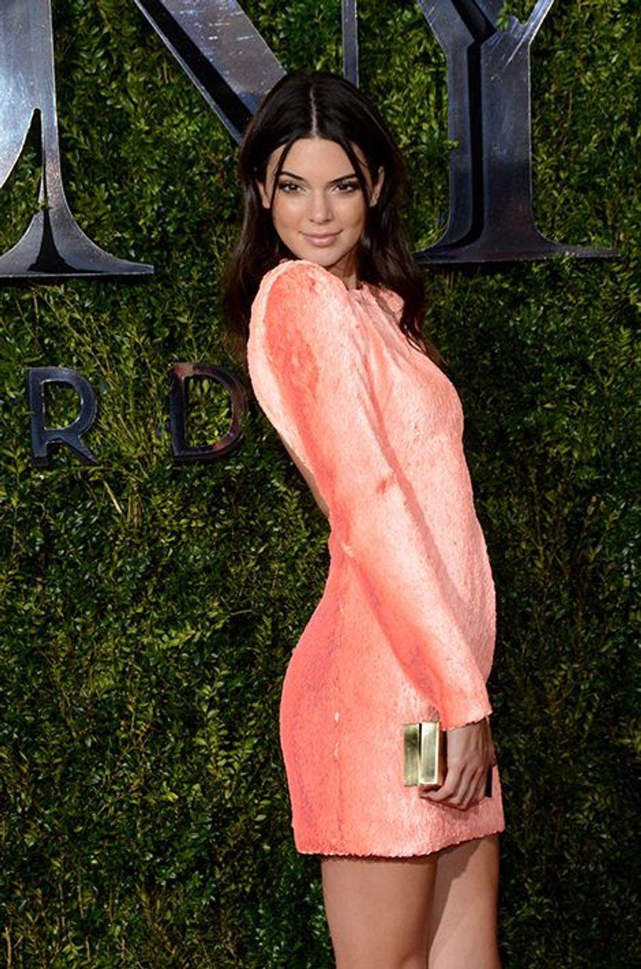 Aux Tony Awards le 7 juin 2015 à New York