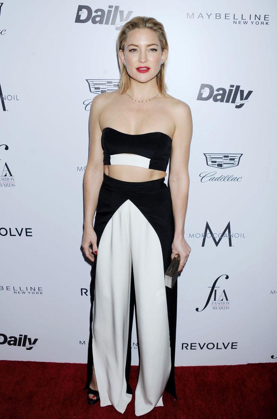 Kate Hudson à Los Angeles le 20 mars 2016