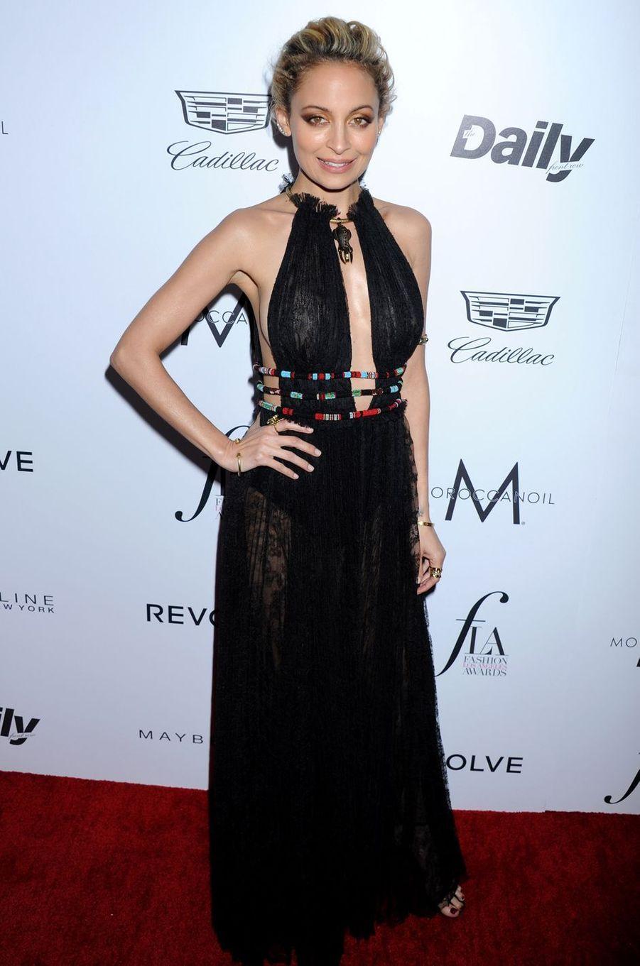 Nicole Richie à Los Angeles le 20 mars 2016