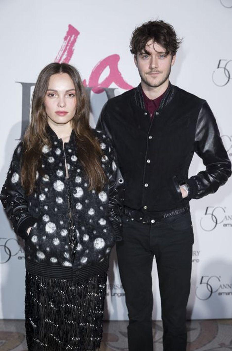 Lola Le Lann et César Domboy