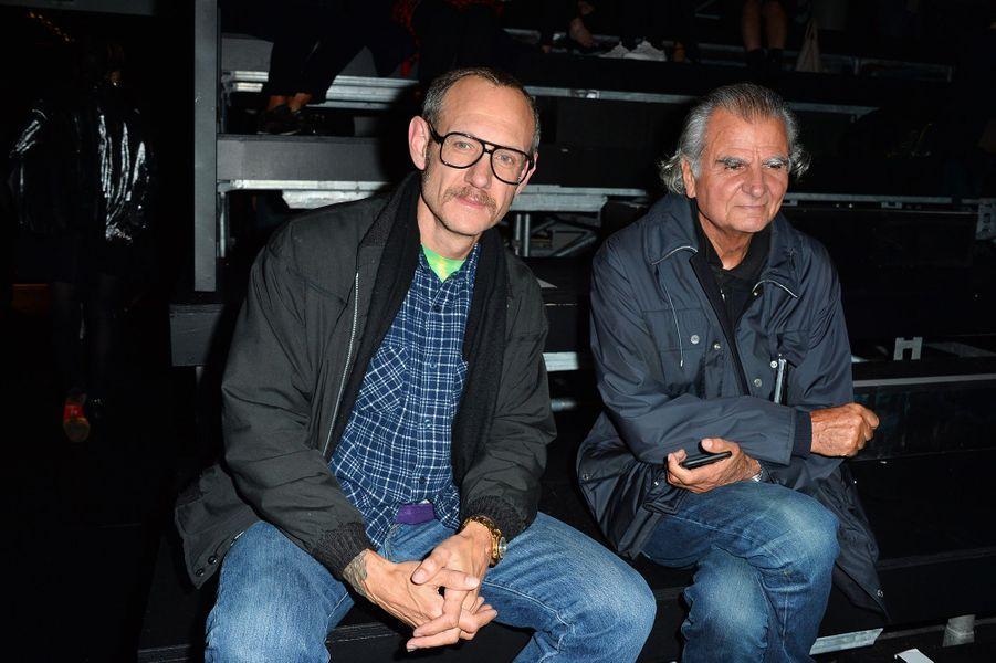 Terry Richardson et Patrick Demarchelier