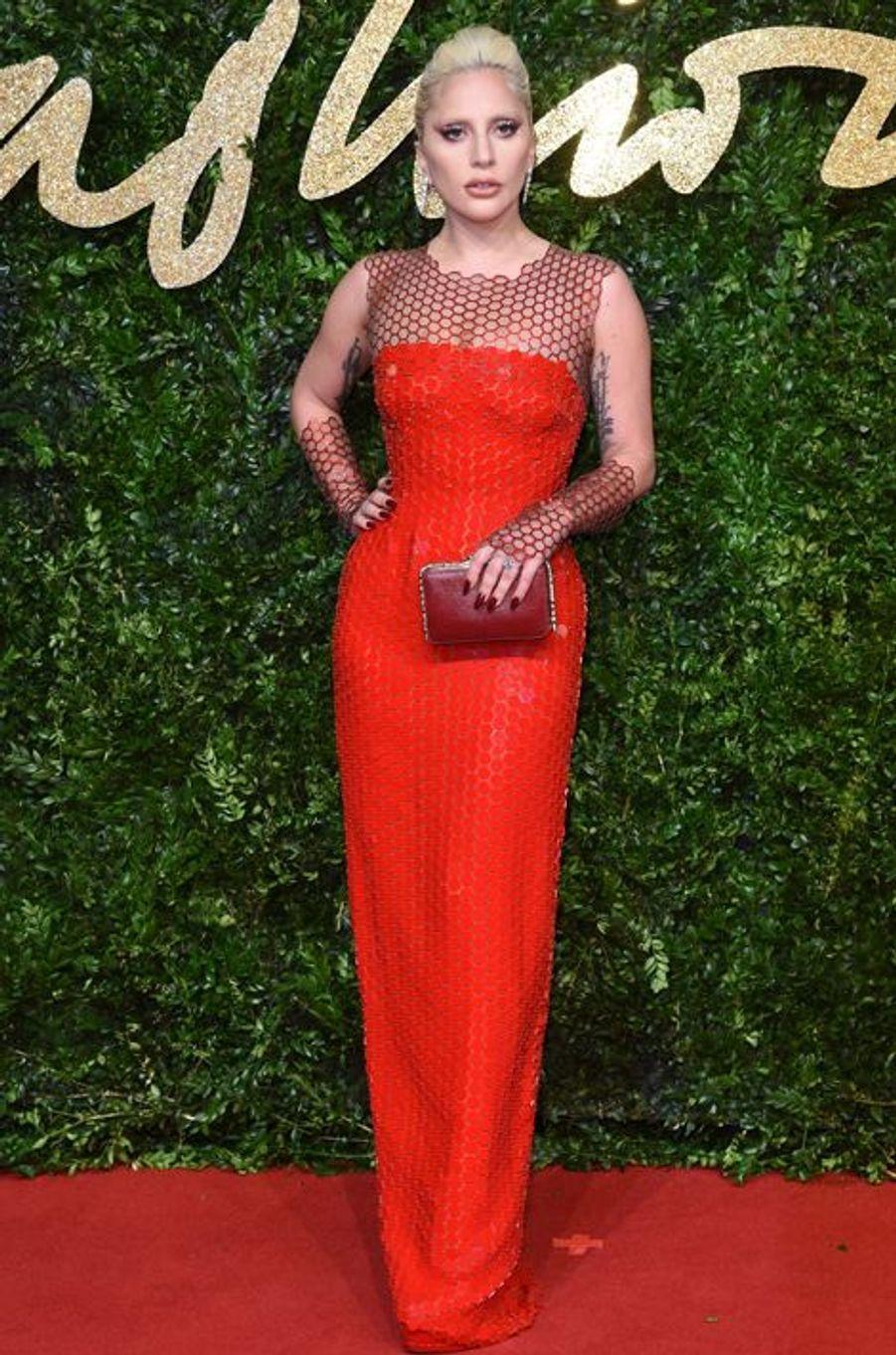 Lady Gaga (en Tom Ford)