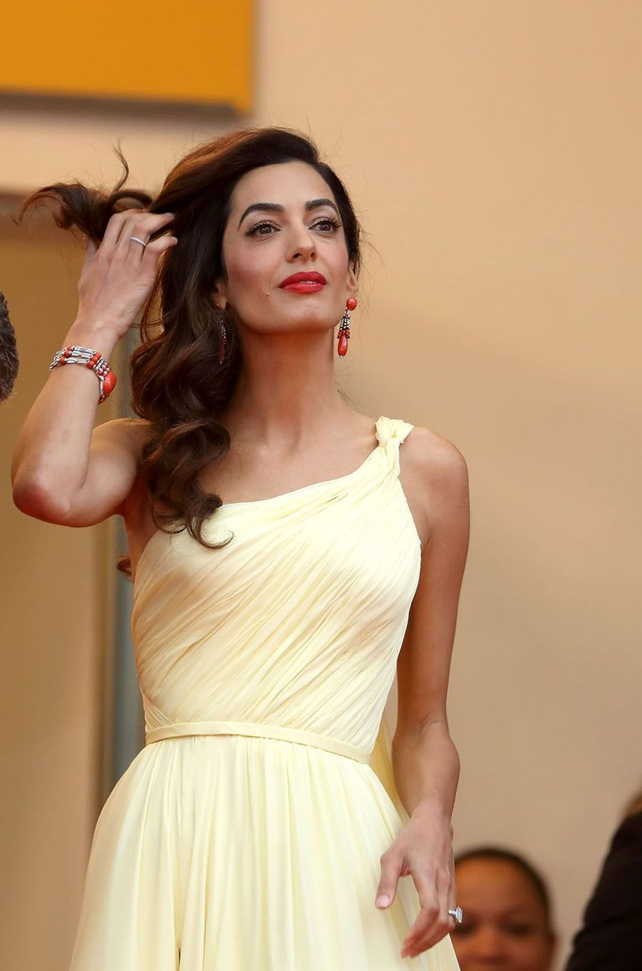 Amal Clooney au 69e Festival de Cannes, mai 2016