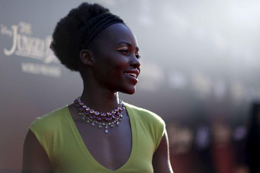 """Lupita Nyong'o a été révélée au grand public grâce à son rôle dans """"Twelve Years a Slave"""" de Steve Mc Queen."""