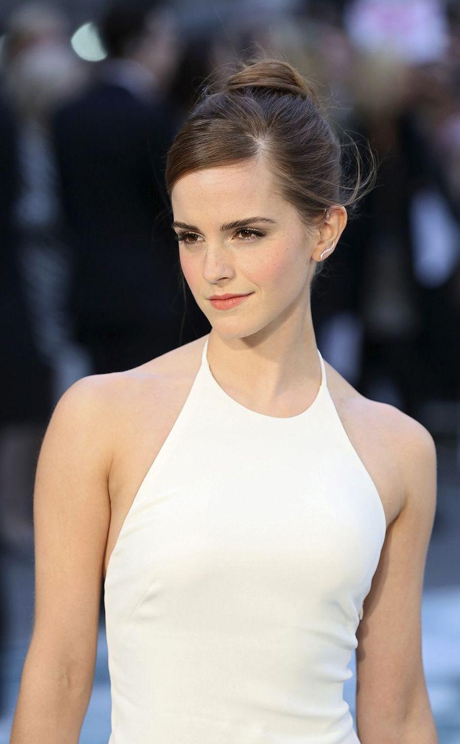 "La saga ""Harry Potter"" a fait d'Emma Watson une star internationale."