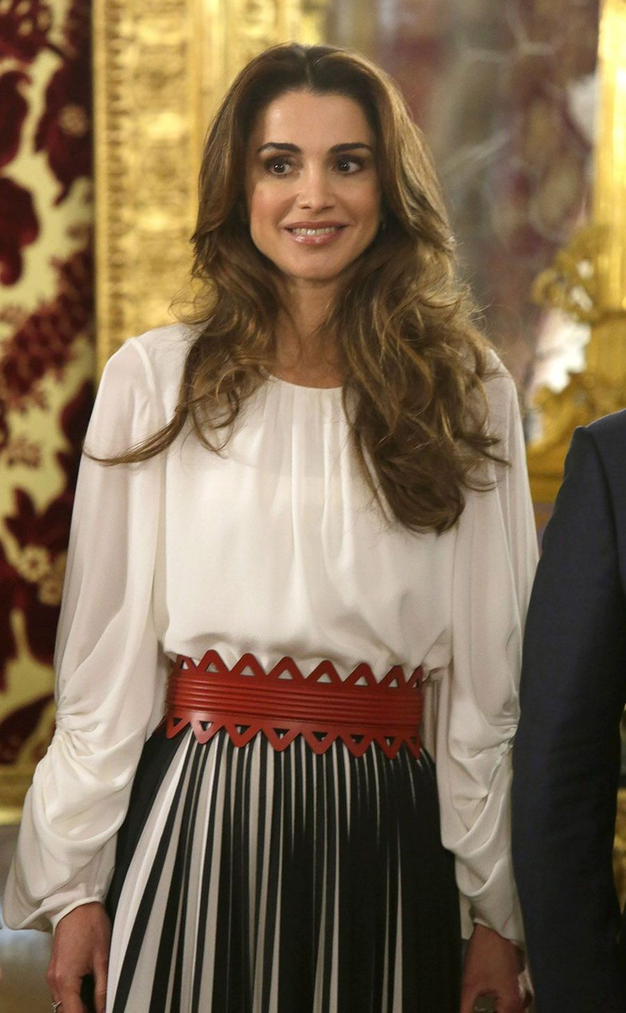 La reine Rania a fondé son ONG pour lutter contre la pauvreté et promouvoir l'éducation dans son pays.