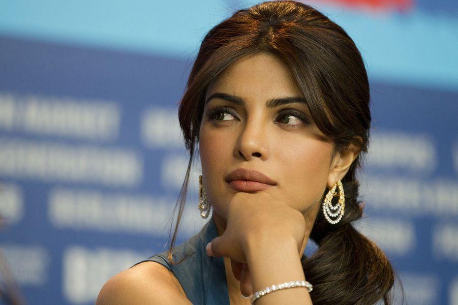 Avant d'être actrice, Priyanka Chopra avait été élue Miss Monde.