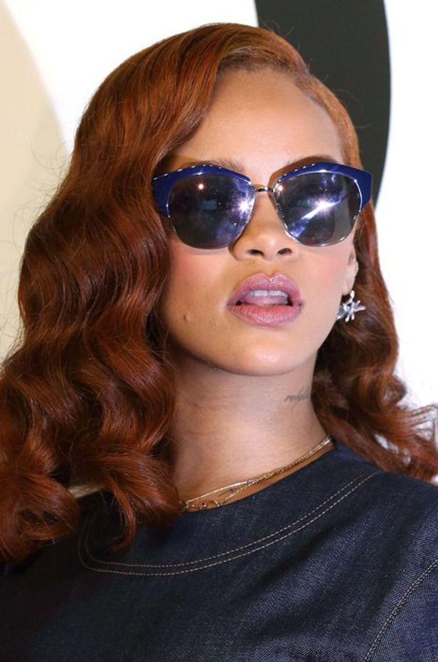 Rihanna, égérie Dior jusqu'à Tokyo