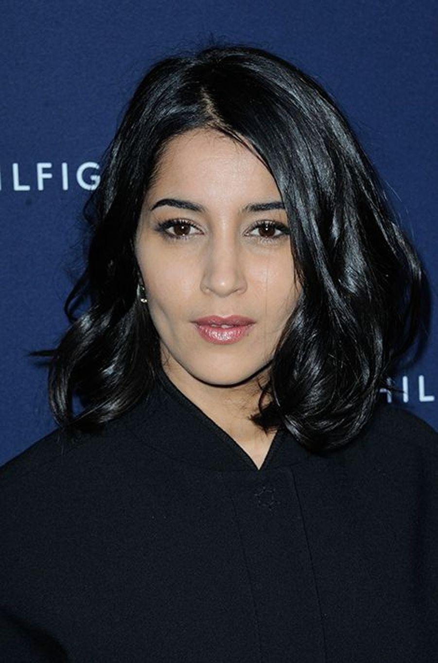 Leïla Bekhti à Paris le 31 mars 2015