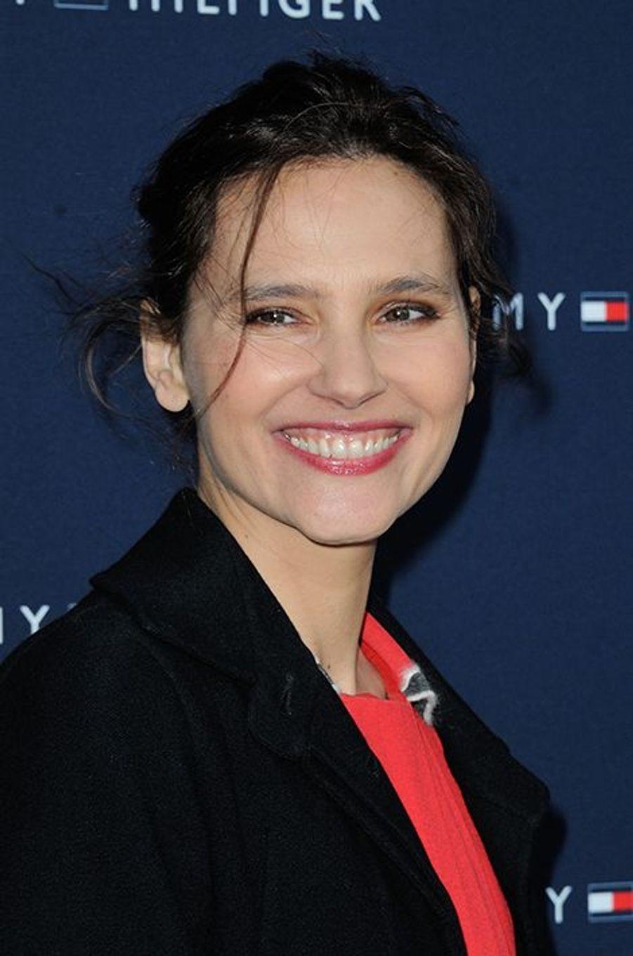 Virginie Ledoyen à Paris le 31 mars 2015