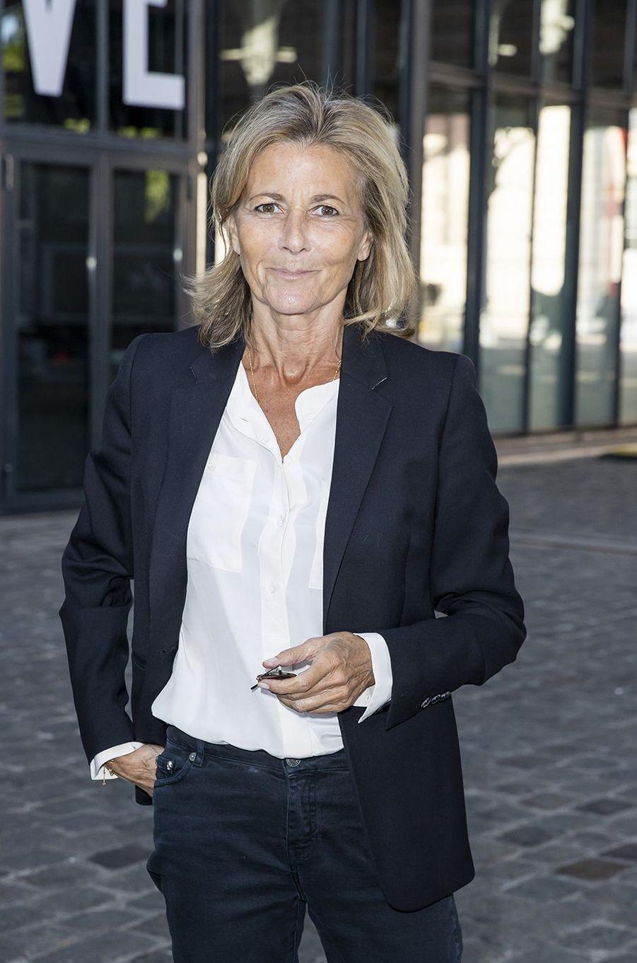 Claire Chazalà l'exposition Jam Capsule à la Villette à Paris le 22 juin 2020
