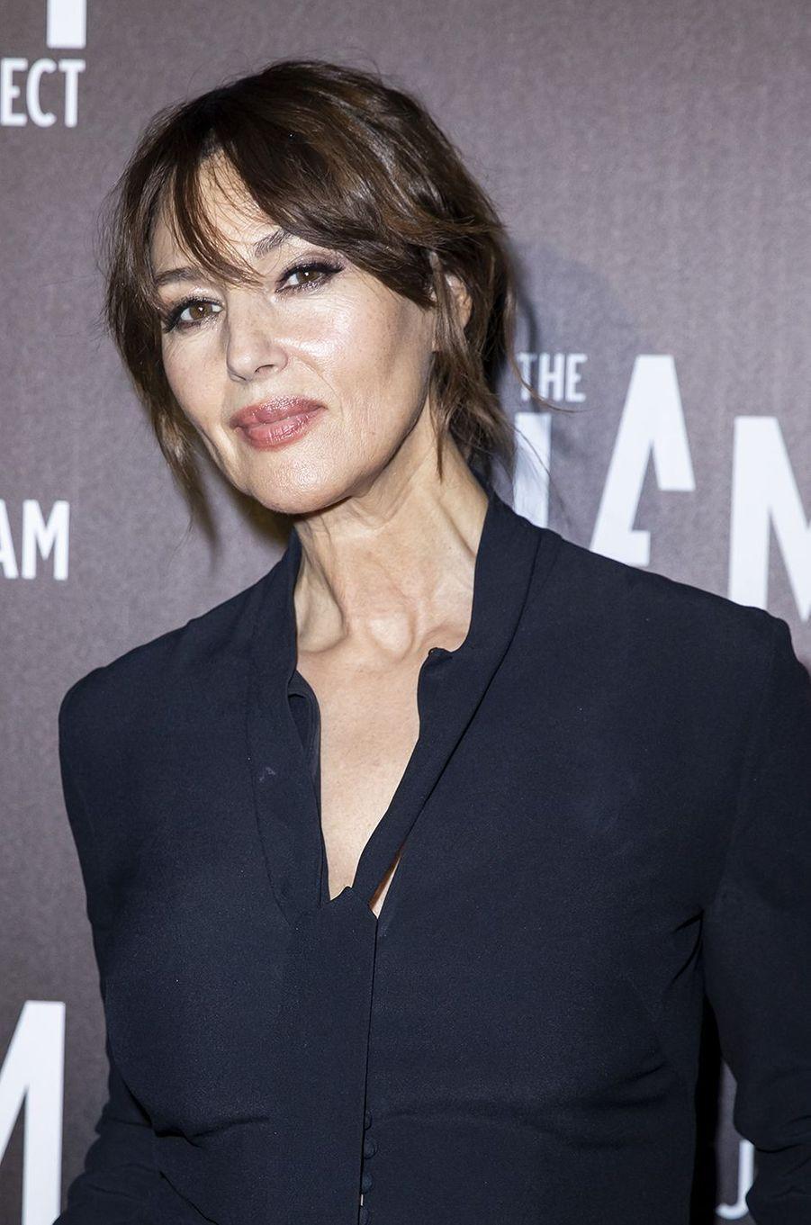 Monica Belluccià l'exposition Jam Capsule à la Villette à Paris le 22 juin 2020