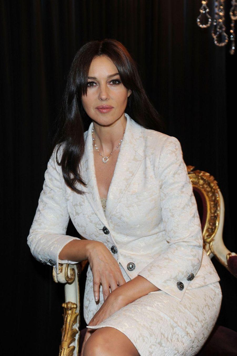 Monica Bellucci en 2012