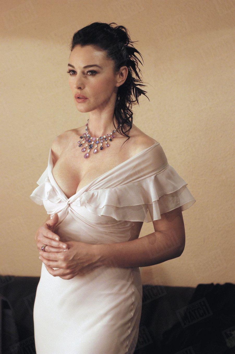 Monica Bellucci en 2003