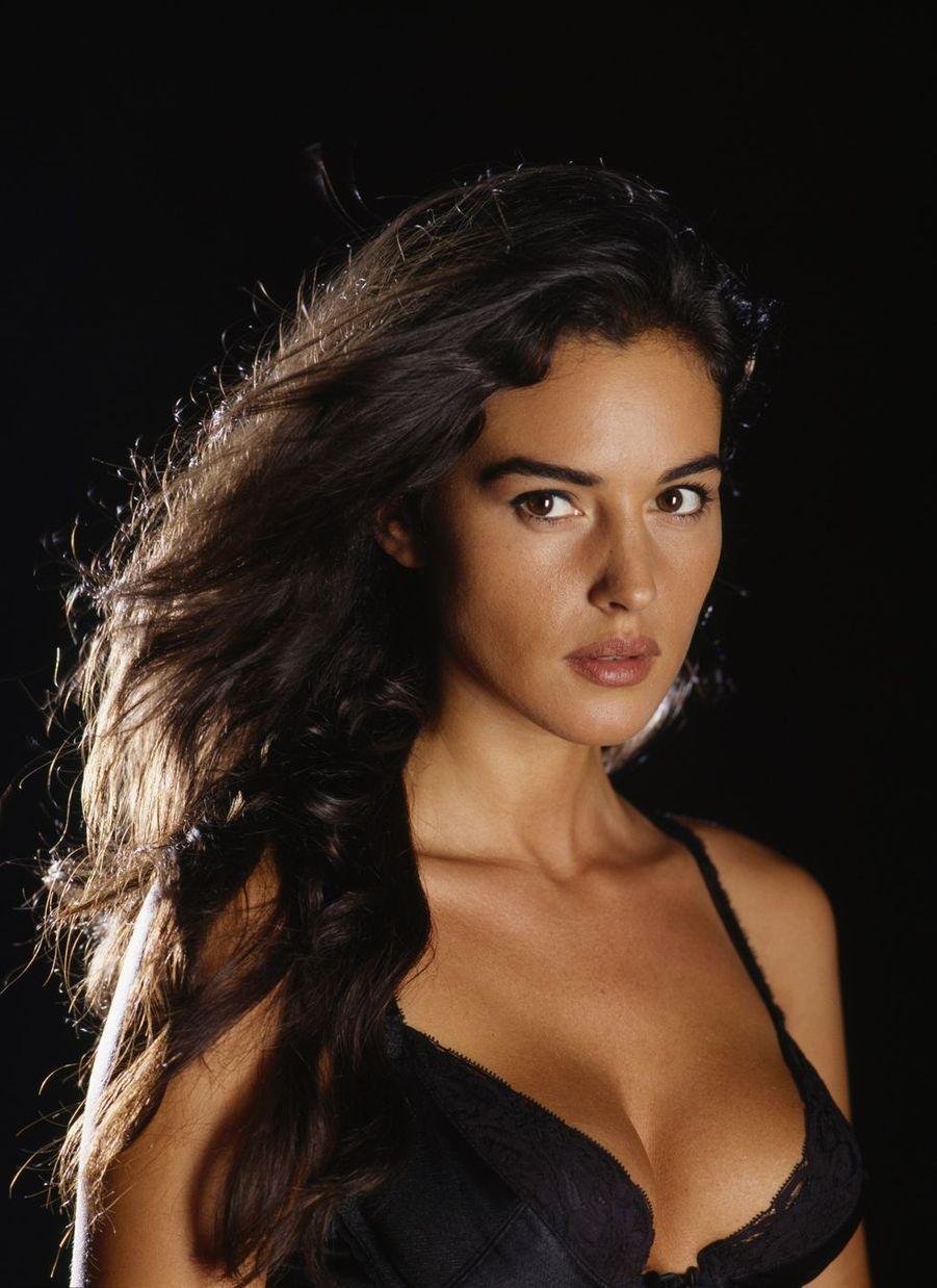 Monica Bellucci dans les années 1990