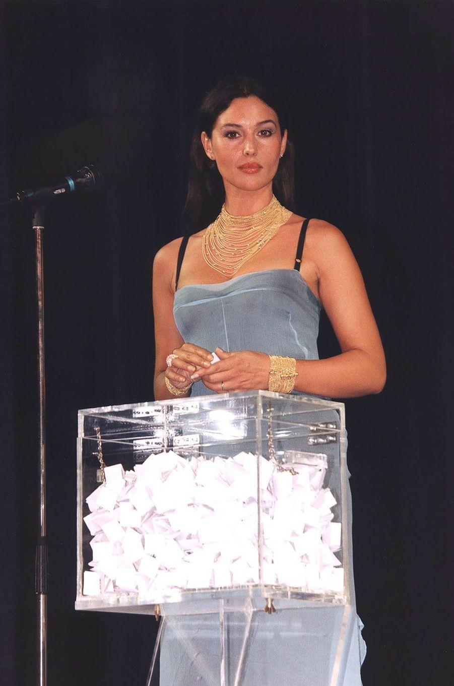 Monica Bellucci en 1999