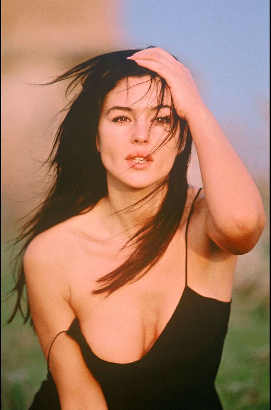 Monica Bellucci en 1996