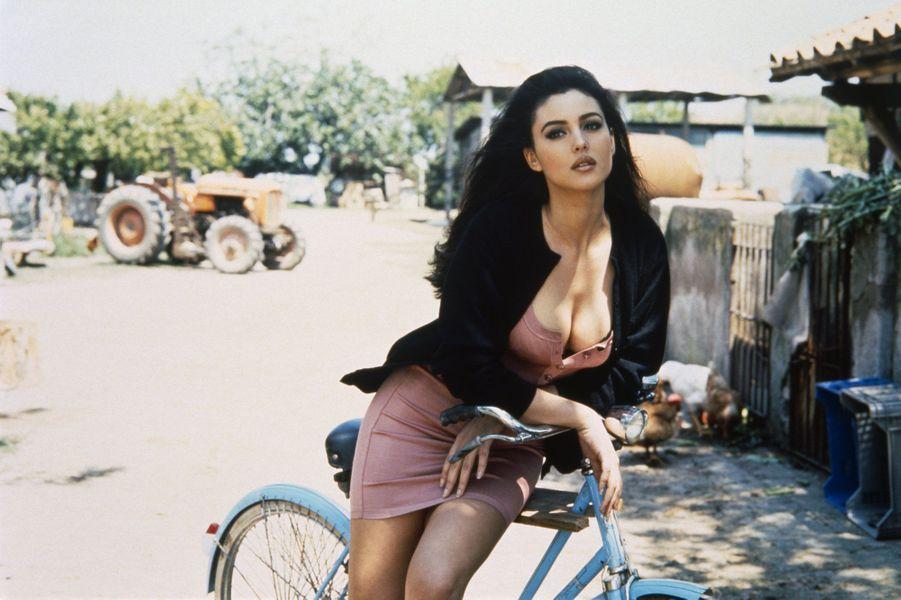 Monica Bellucci en 1991