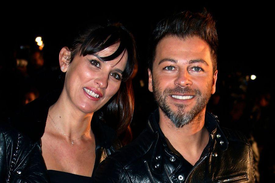 Christophe Maé et sa femme Nadège