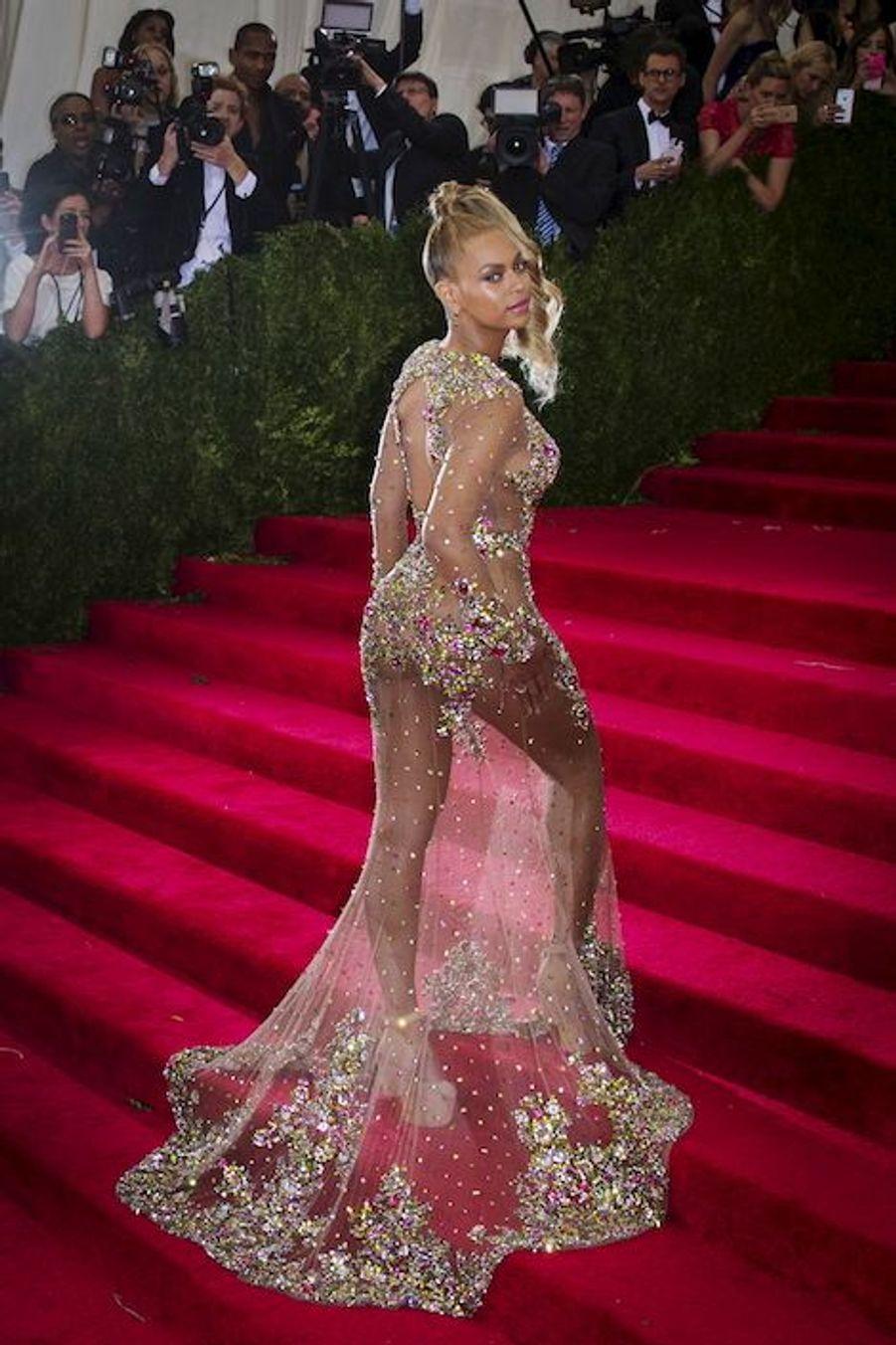 Beyoncé, plus fort que Marilyn