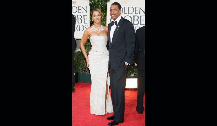 2009 - Aux Golden Globes