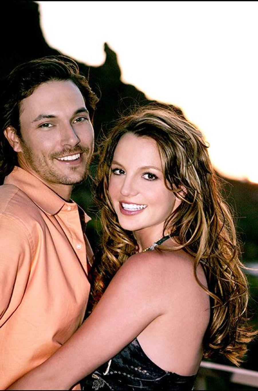 Britney Spears et Kevin Federline
