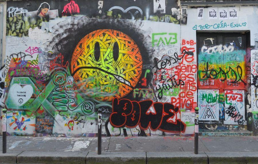 Au 5 bis rue de Verneuil