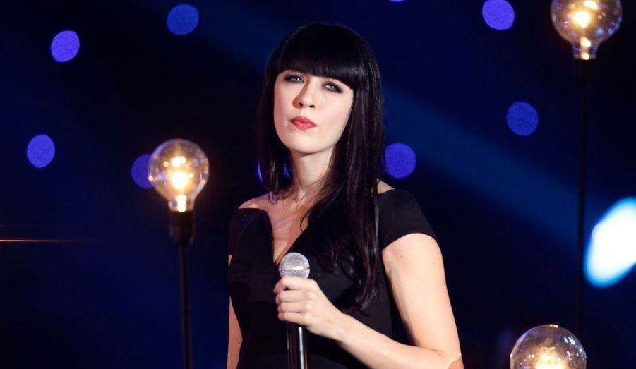 """La jeune femme a créé la sensation de l'année avec son album """"Bretonne"""", écoulé à plus de 600 000 exemplaires."""