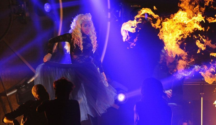 Spectaculaire Nicki Minaj
