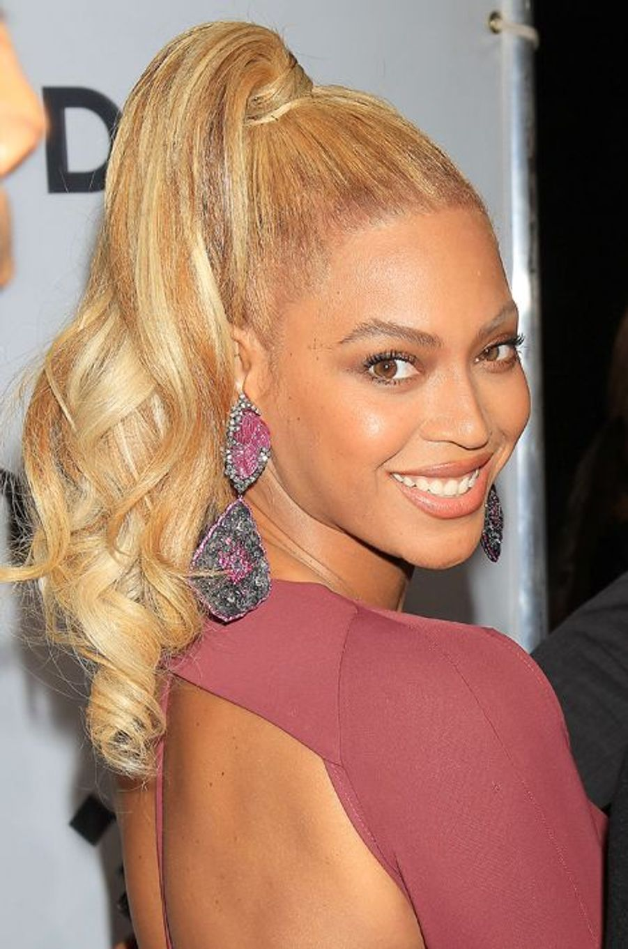 Beyoncé à New York le 20 octobre 2015