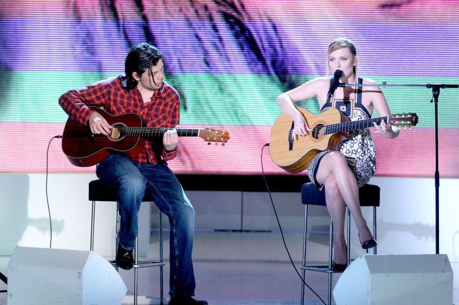 Elodie Frégé fait son retour sur la scène musicale en 2007 avec un nouvel album intitulé «Le Jeu des 7 erreurs», entièrement réalisé, écrit et composé par Benjamin Biolay.