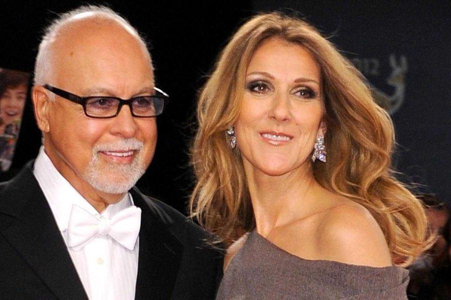 Céline Dion et René Angélil, un roman d'amour