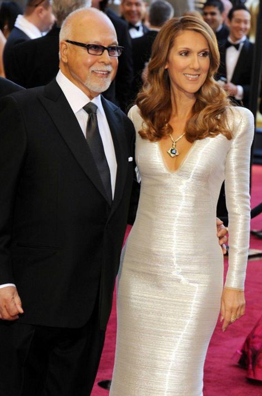 Cérémonie des Oscars, février 2011