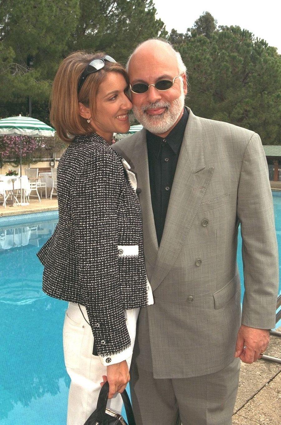 Céline Dion et René Angélil, un amour éternel.