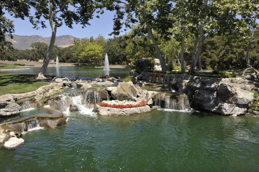 Le ranch de Neverland en vente à 100 millions de dollars