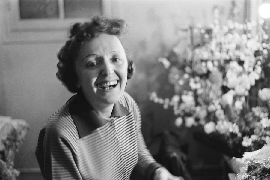 6 février 1958 : Edith Piaf à l'Olympia
