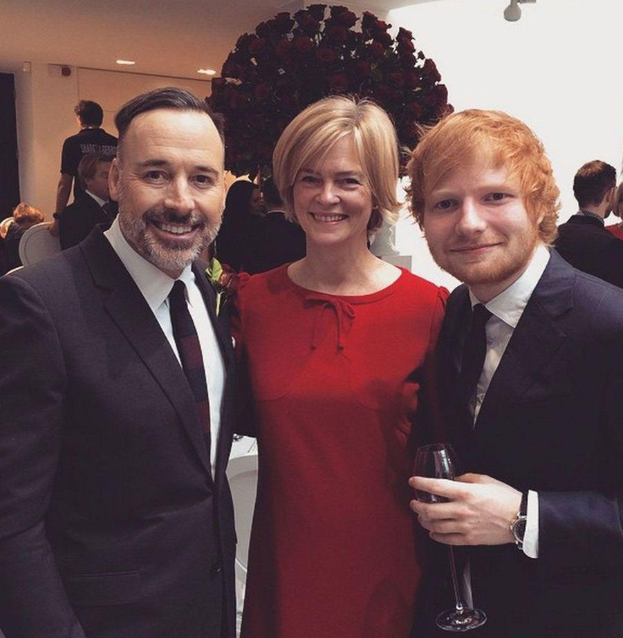 Avec Ed Sheeran