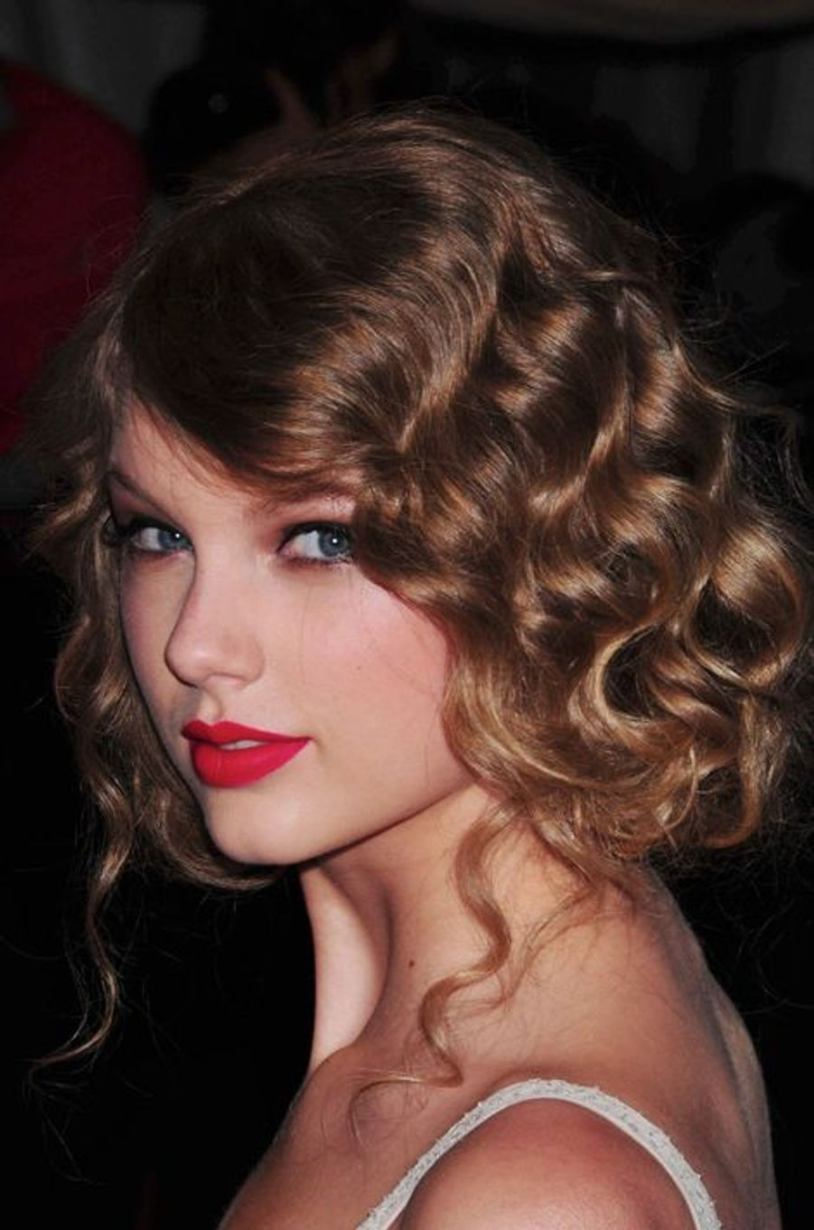 Taylor Swift au Metropolitan Museum de NYC, 2010