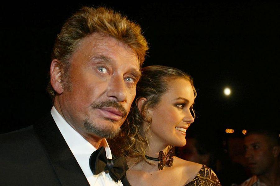Le couple au Festival du Film de Marrakech, septembre 2002