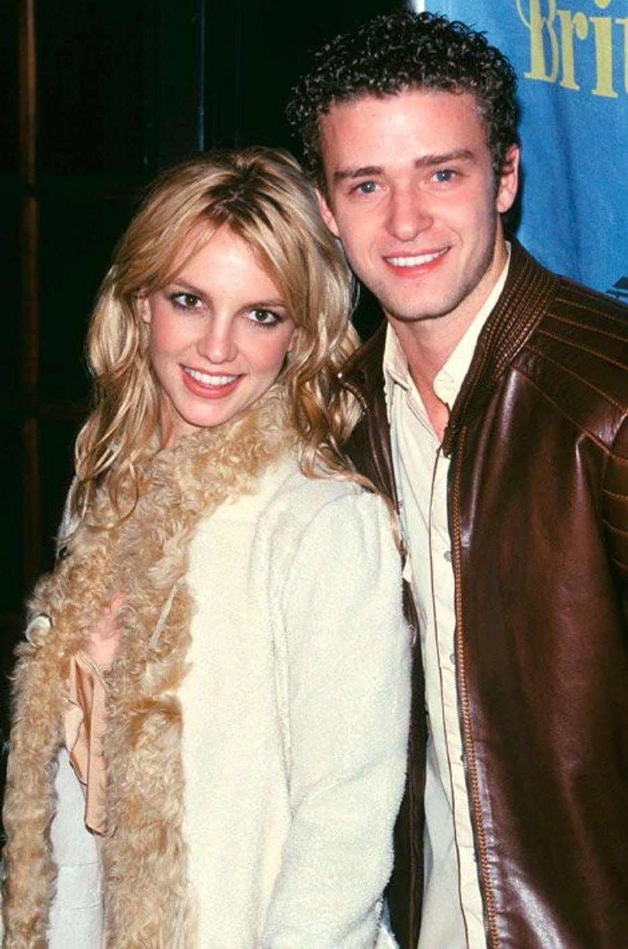 Avec Britney Spears