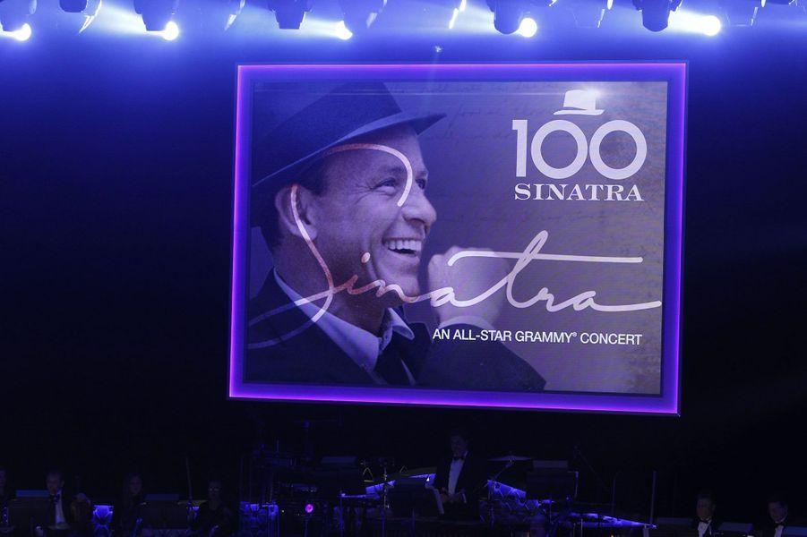 L'hommage en chanson des stars à Frank Sinatra