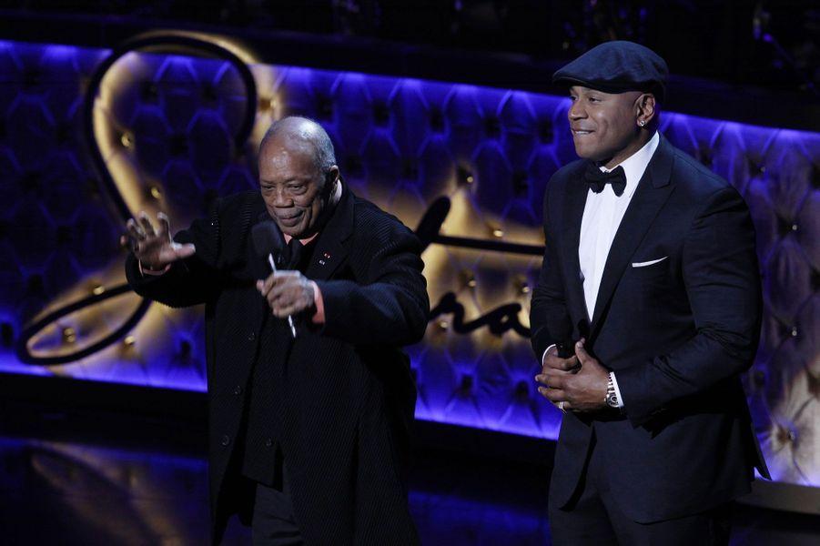 Quincy Jones et LL Cool J