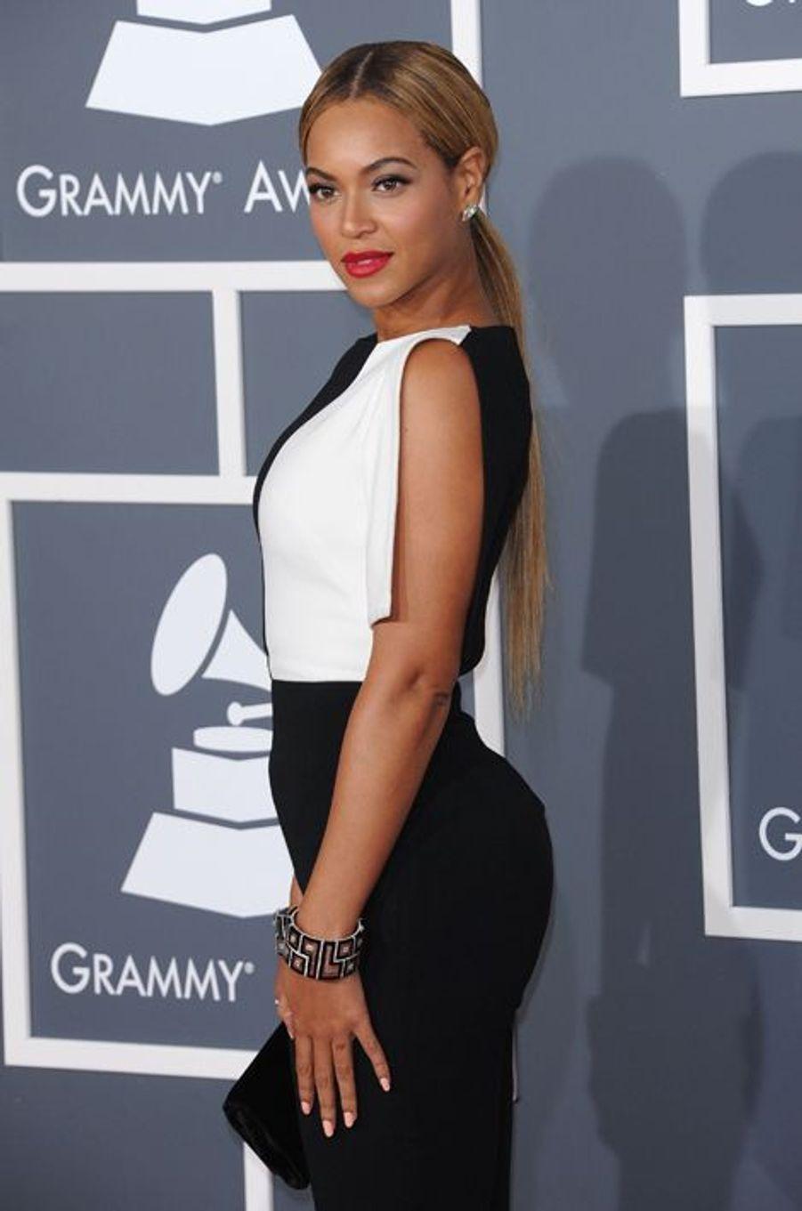 En février 2013 aux Grammy Awards