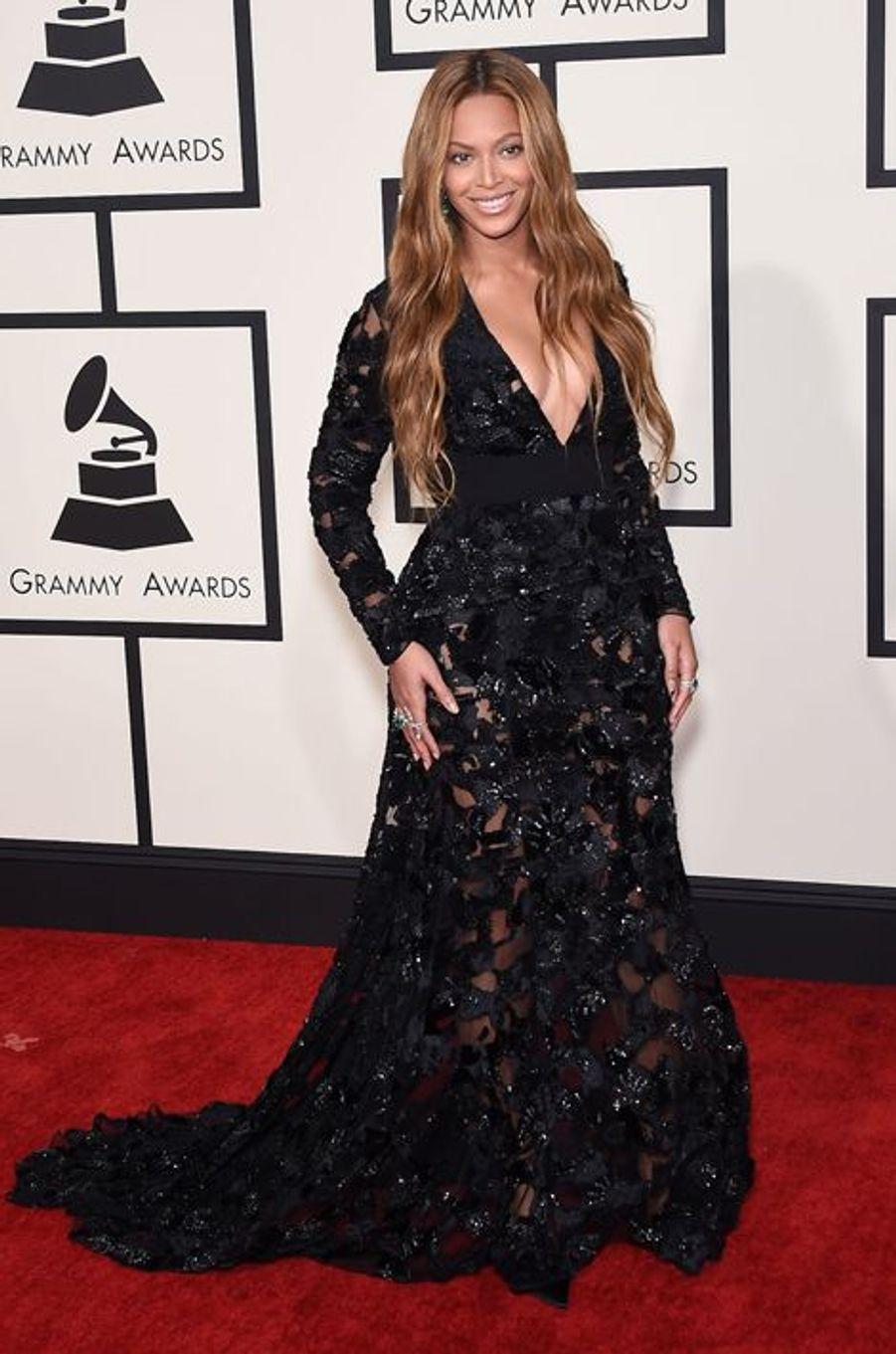 En février 2015 aux Grammy Awards