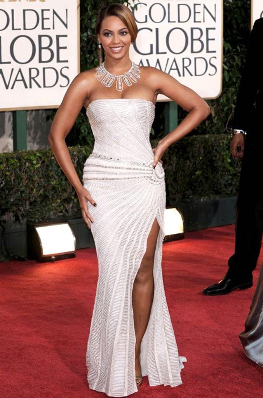 En janvier 2009 aux Golden Globes Awards
