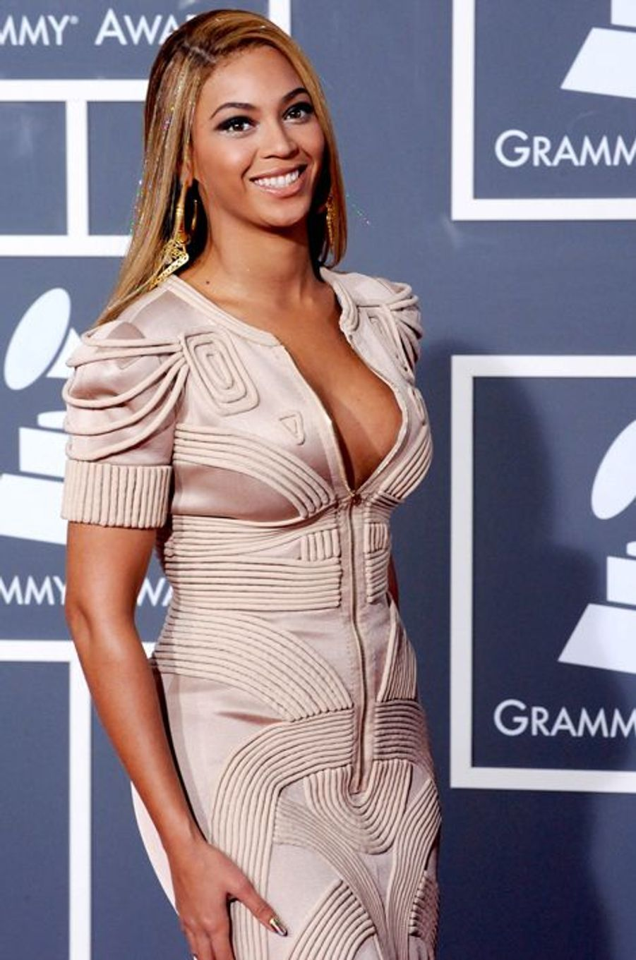 En janvier 2010 aux Grammy Awards