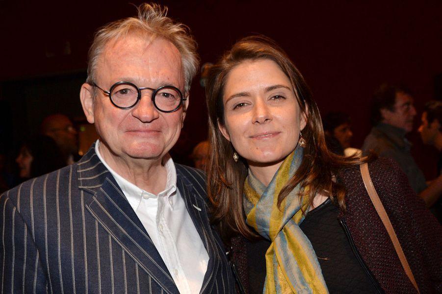 Jean-Luc Petitrenaud célèbre les 20 ans de carrière de Bénabar dans le 9e arrondissement de Paris.