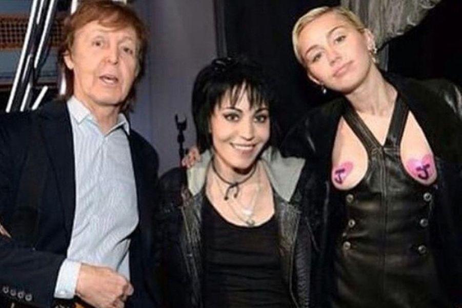 Miley Cyrus, tout pour la provoc