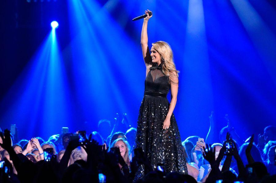 Carrie Underwood, gagnante du clip de l'année